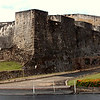 Castillo de San Cristóbal. This is the largest fortification built by the Spanish in the New World. When it was finished in 1783, it covered about 27 acres of land and basically wrapped around the city of San Juan.
