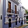 Street scene. Old San Juan