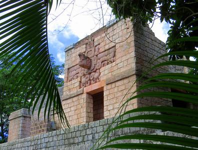 Replica of Copan