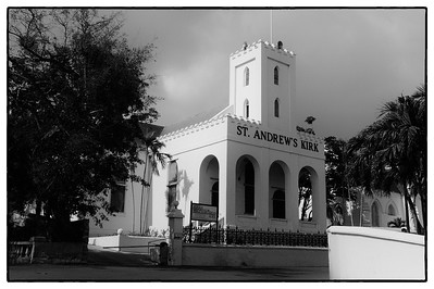 St. Andrew's Church, Nassau