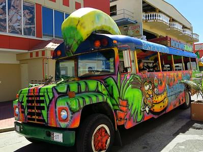 The Banana Bus