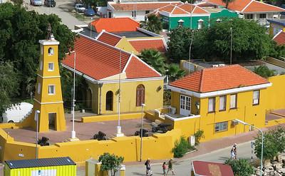 harbor side on Bonaire
