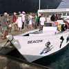 """Seacow Snorkel tour boat. Great crew. Highly recommend. Go to: <a href=""""http://www.seacow-bonaire.com/"""">http://www.seacow-bonaire.com/</a>"""