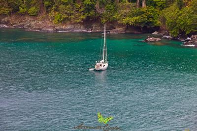 Sailing Englishman's Bay