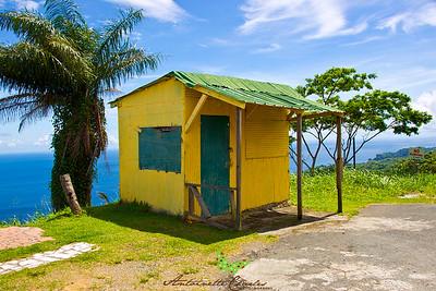 Mt. Villan, Tobago, WI