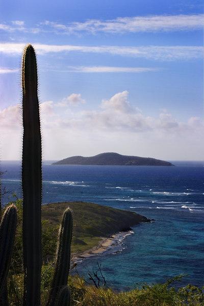 East End Marine Park towards Buck Island<br /> St. Croix, U.S. Virgin Islands