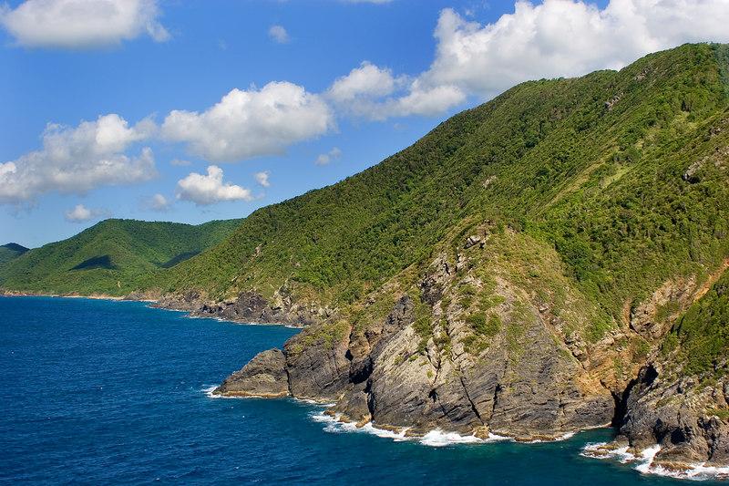 Annaly Bay Aerial, St. Croix, US Virgin Islands