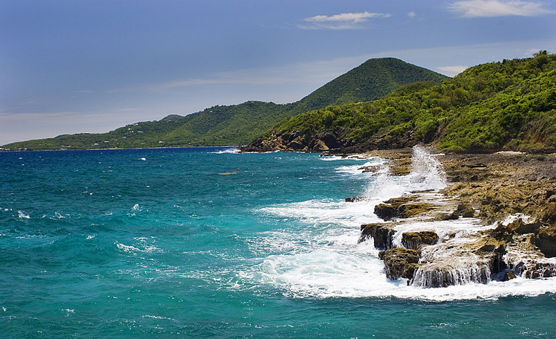 Annaly Bay, St. Croix, US Virgin Islands