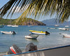 Boats at Iles des Saintes