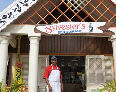 Sylvester's - Best Rum Punch