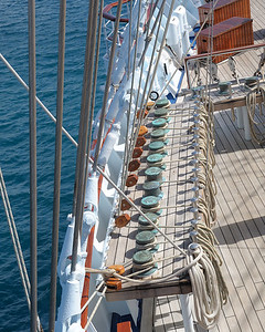 Royal Clipper Rigging