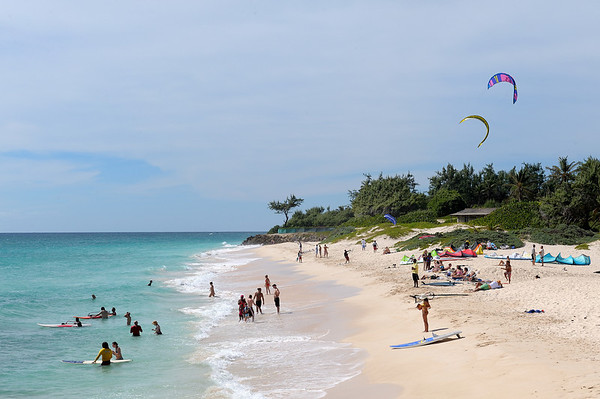 Beach at Silver Point, Barbados