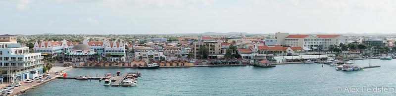 Oranjestad, Aruba pano (small)