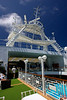 everyone comes out for sunshine, On Emerald Princess