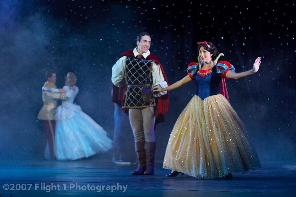 Snow White and Cinderella