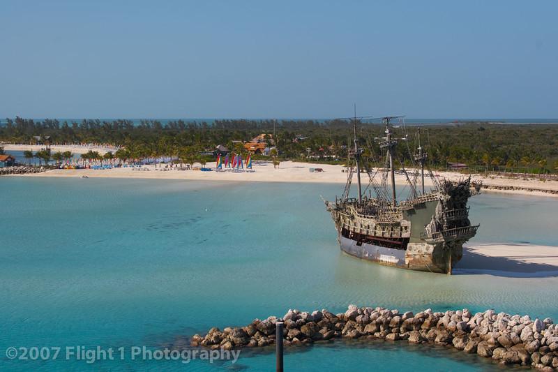 Leaving Castaway Cay