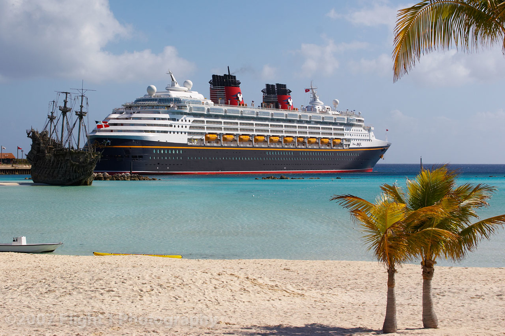 The Flying Dutchman and the Disney Magic