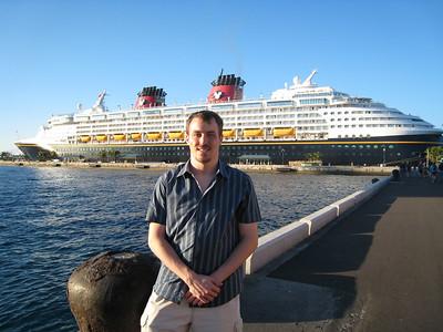 Disney Wonder - Nassau - Castaway Cay