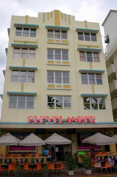 South Beach architecture, Miami