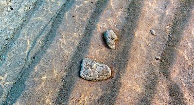 Forgotten Stones on Seven Mile Beach, Grand Cayman