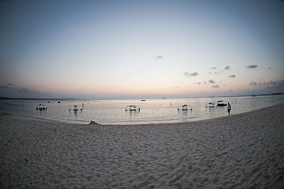 Loneliness on Seven Mile Beach, Grand Cayman