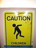 Children Falling!
