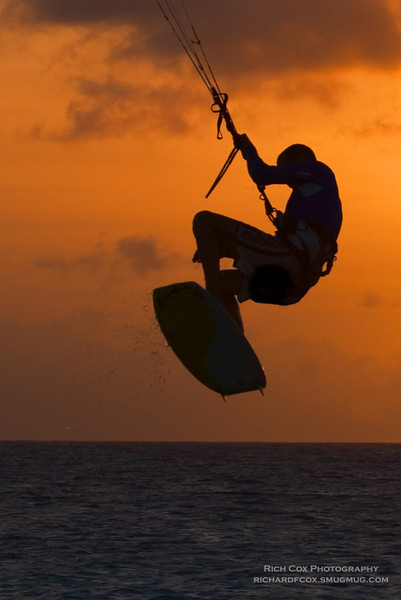 Hi Res Bonaire Kite Board