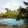 Dominicana Republic, Bavaro, Tropical Princess, pool in the morning