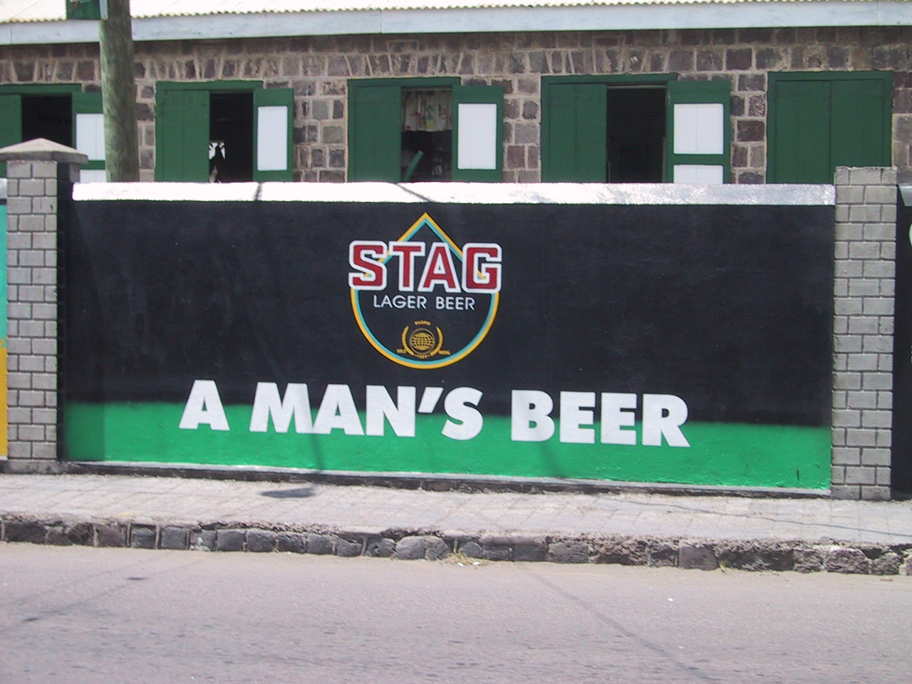 St. Kitts advertisement