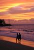 Sundown, Sandals Halcyon Beach, St Lucia