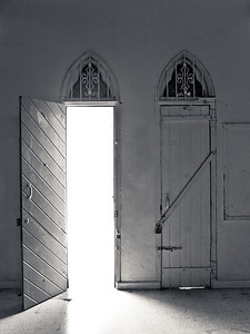 doorway to God
