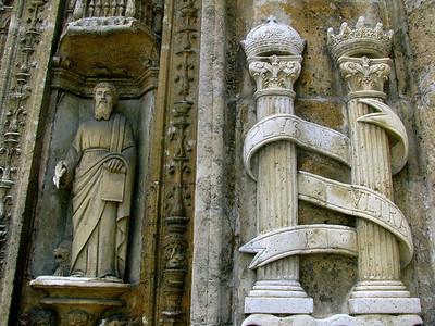 Catedral Primada de America Santo Domingo, Dominican Republic June 2010
