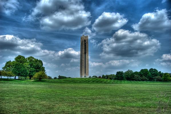 Carillon Park Dayton, Ohio