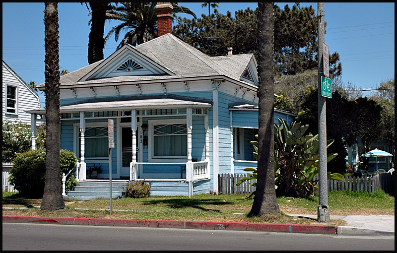 "Oceanside, ""Top Gun House"""