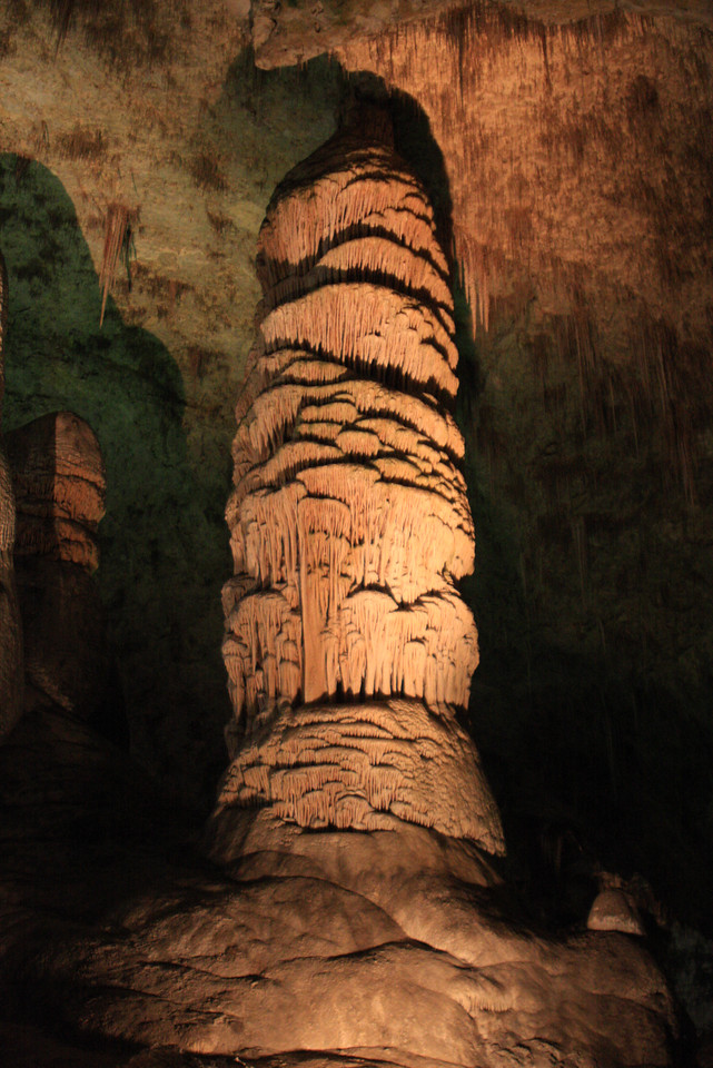 Giant Column in the Big Room