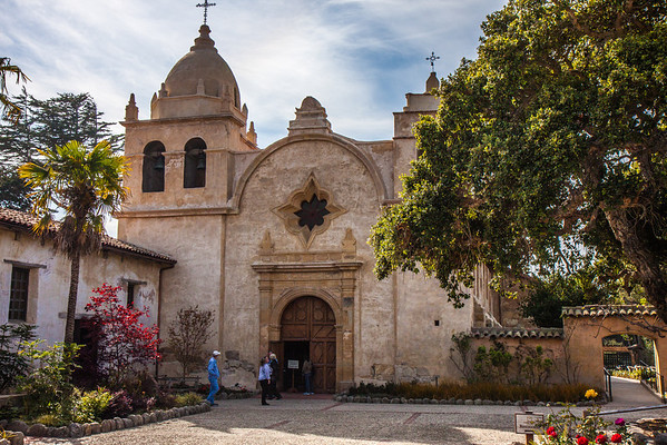 Junipero Serra Mission Church