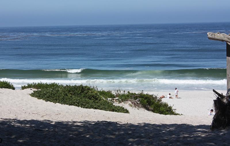 Surf at Carmel Beach