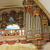 Carmel Mission - organ