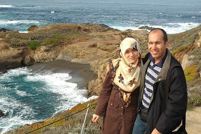 Carmel, Monterey, CA, Dec. 06