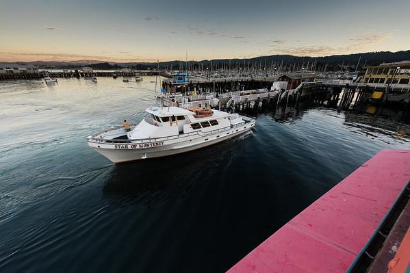 Carmel and Monterey 2013