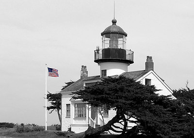 Point Pinos Lighthouse Pacific Grove, CA
