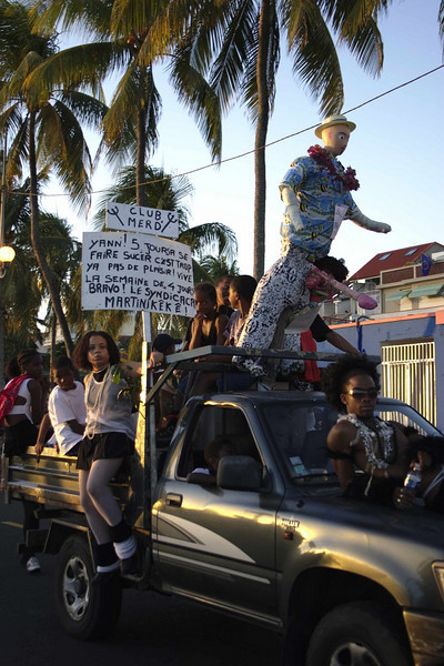 A labor protest against Club Med had been underway for the previous month.