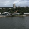 Leaving Port Everglades - Ft Lauderdale