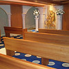 The wedding chapel on Deck 2. There were five weddings on my August 3-10, 2008 cruise!
