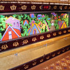 Carnival has invested millions of dollars on original contemporary artwork located throughout the ship and each stair landing has original paintings or reliefs.