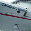 Over 80% of the Carnival Legends cabins have balconies based on her unique hull design. She is also the most spacious class of ship in the Carnival fleet with more space per guest than her other fleet mates!