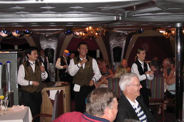 Carnival Liberty Cruise 2007