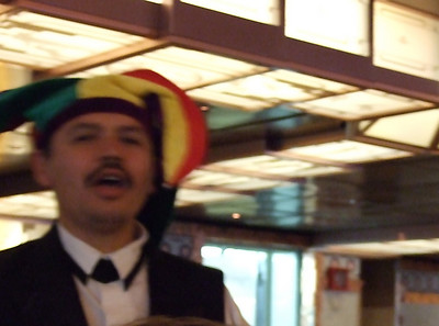 Around the ship, Carnival Pride