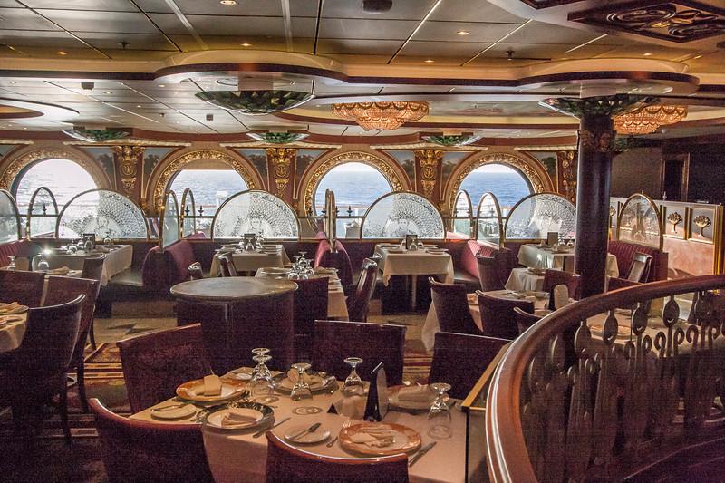 Empire Dining room