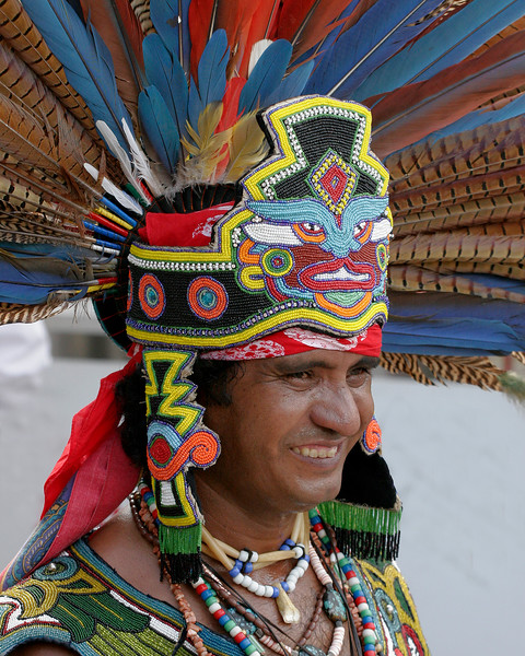 Aztec Indian